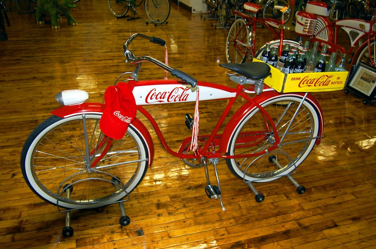 Pittsburgh Pennsylvania The Bicycle Museum