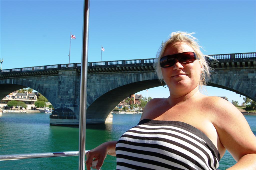 Havasu Spring Break >> London Bridge at Lake Havasu