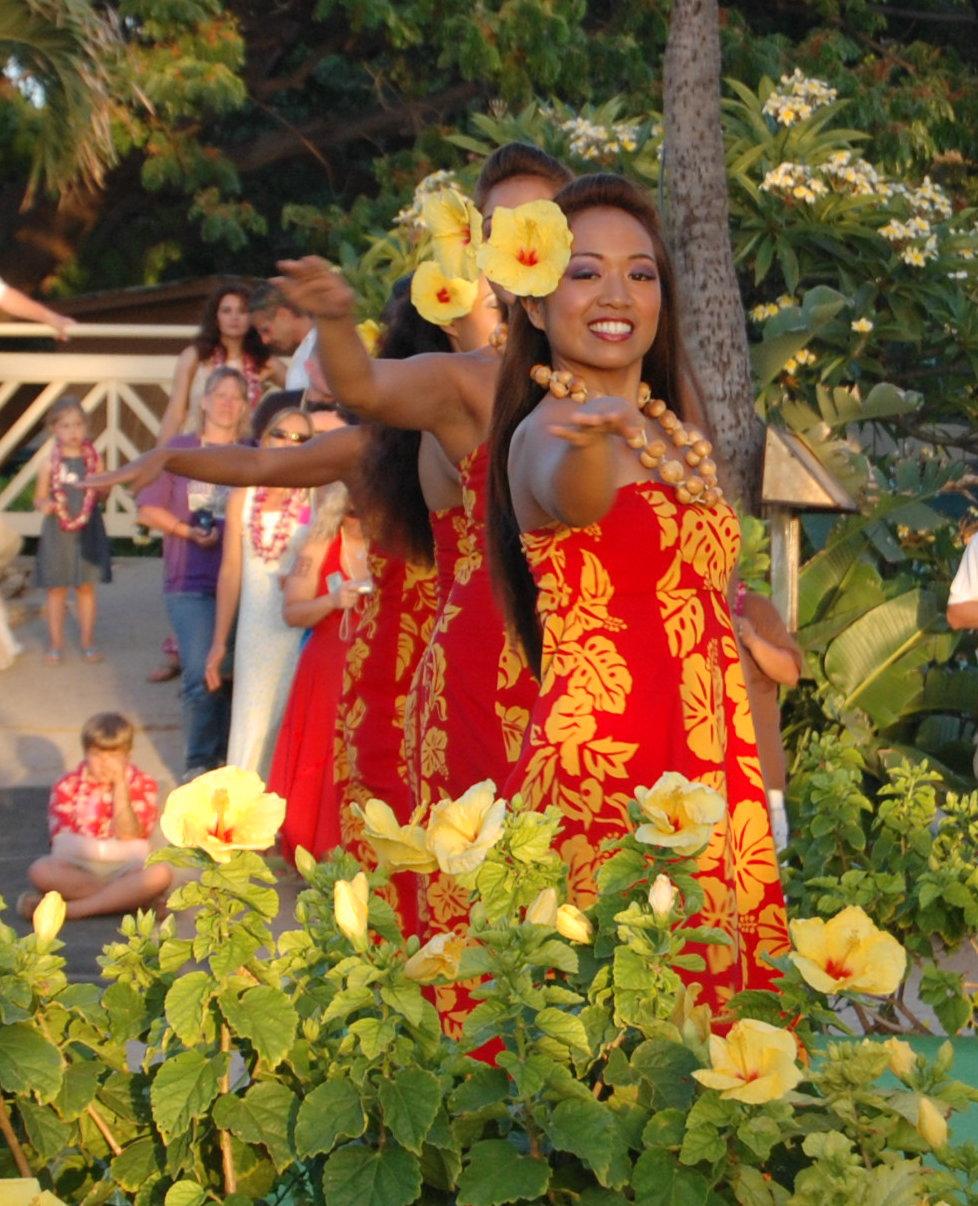 Hawaii - Oahu (Paradise Cove Luau)