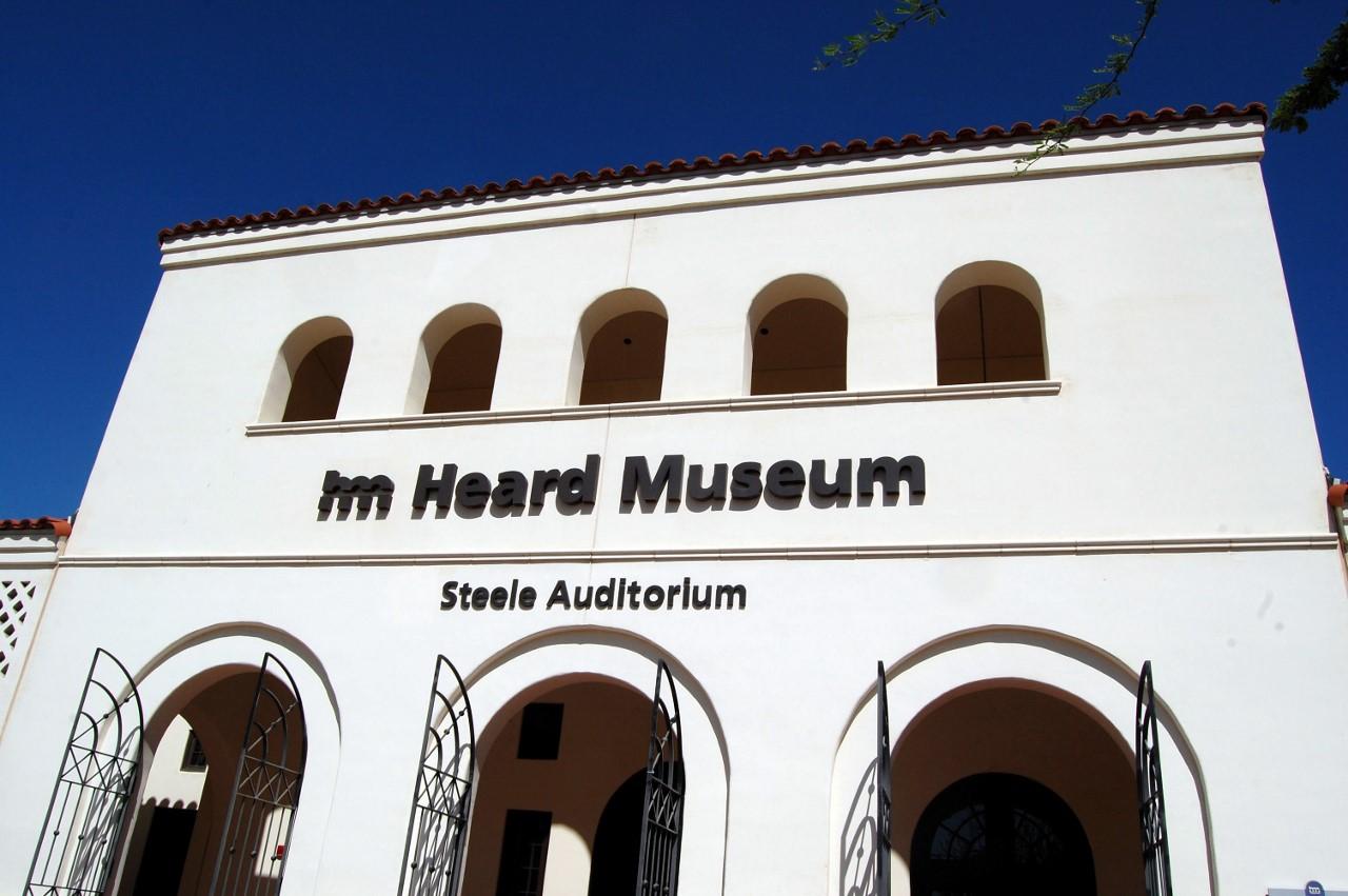 phoenix arizona heard museum