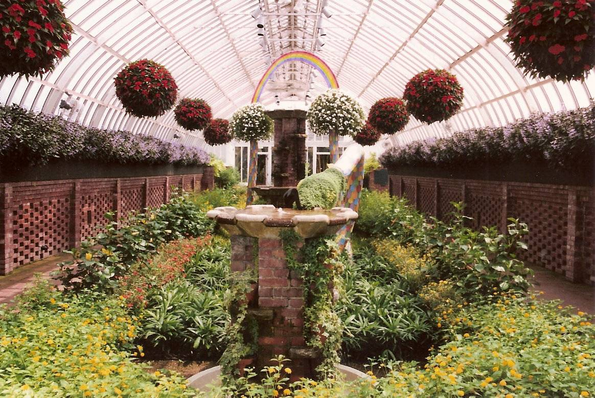 Butterfly Garden Pittsburgh By Phipps Conservatory Pittsburgh Pennsylvania  ...