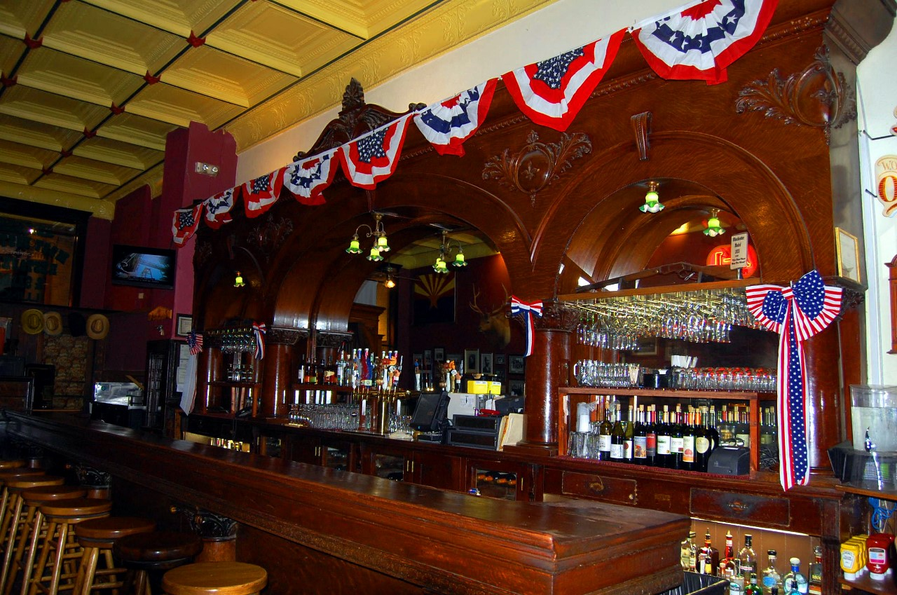 The Palace Saloon Prescott Arizona