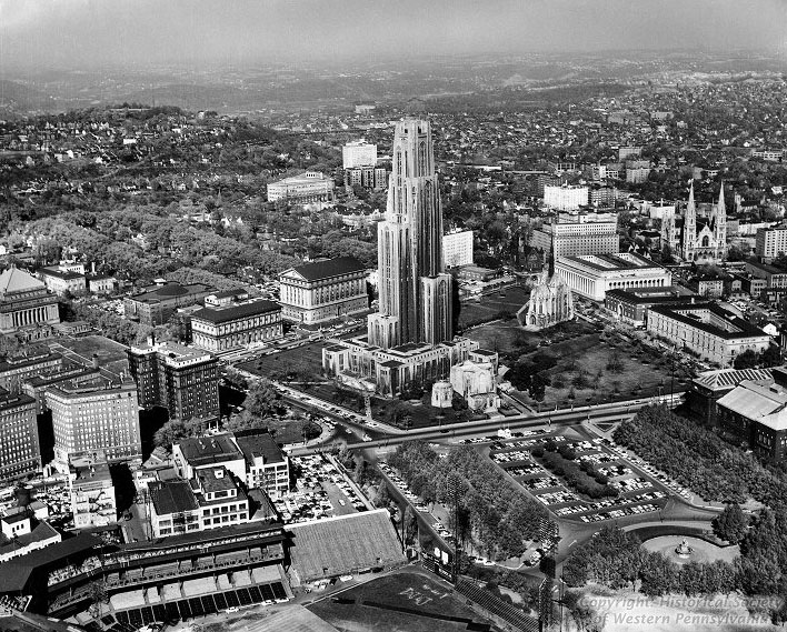 Pittsburgh in the 1950's