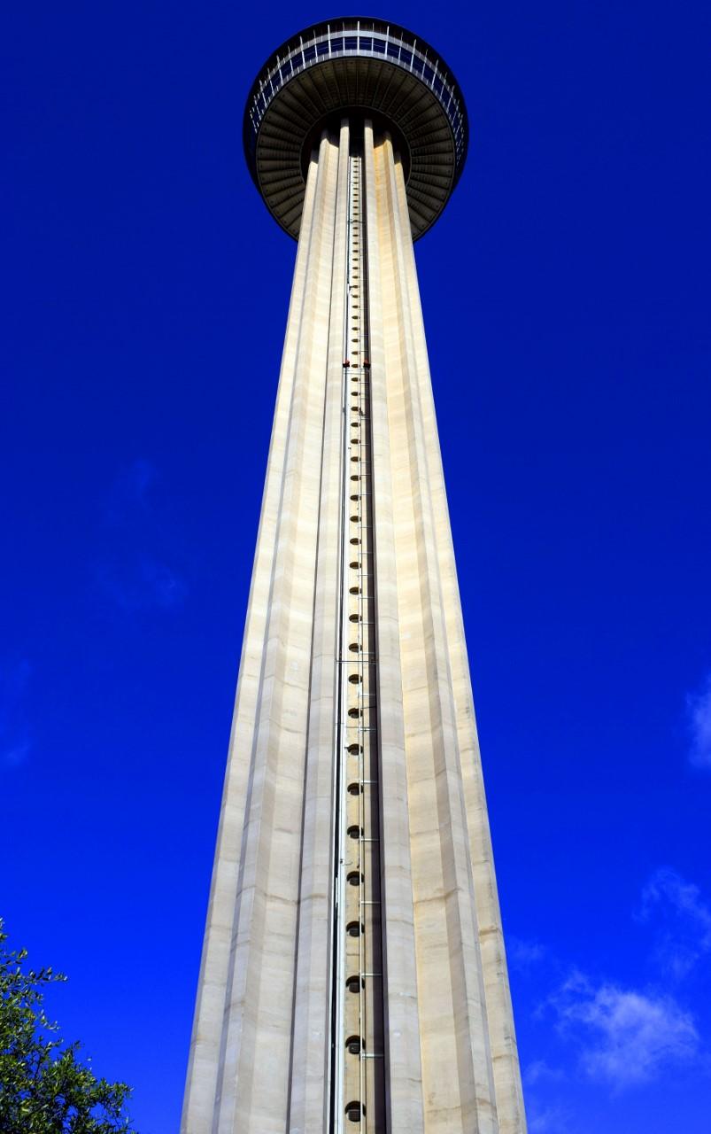 San Antonio Texas The Tower Of The Americas
