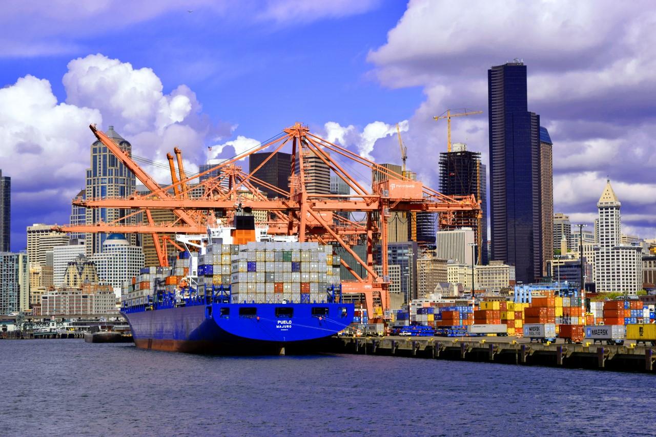 Seattle, Washington ~ Boating the Bay