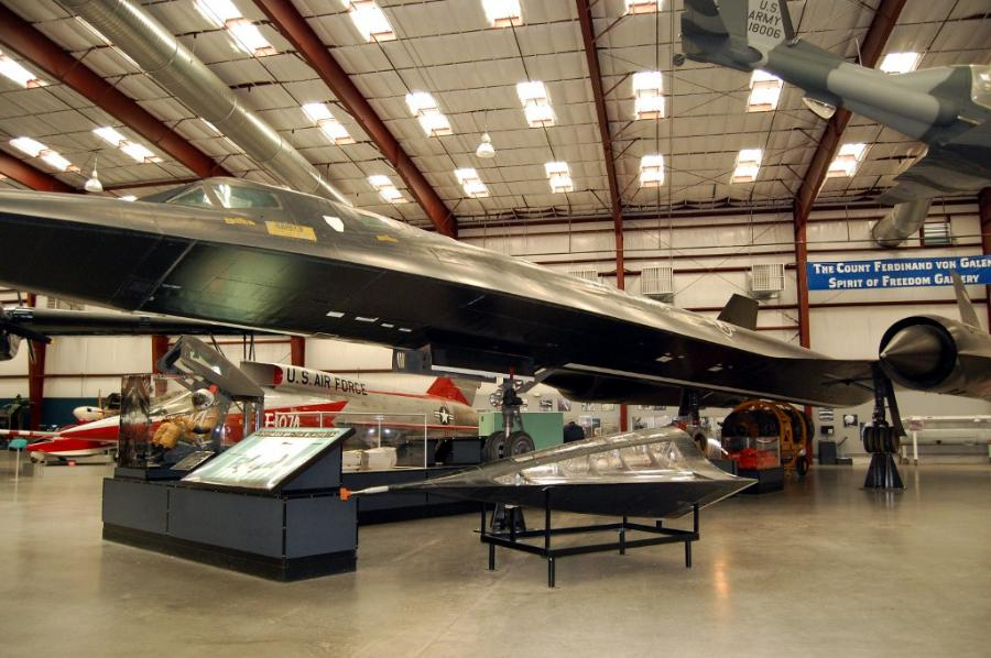 Fastest Jet In The World >> Pima Air & Space Museum - Tucson, Arizona