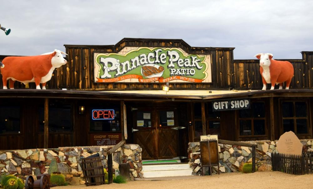 Memorial Day Car Sales >> Pinnacle Peak Patio - Scottsdale, Arizona - Now Closed