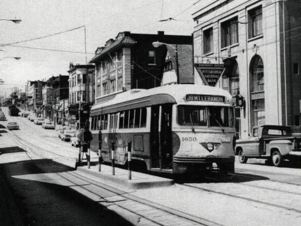 Dormont Trolleys