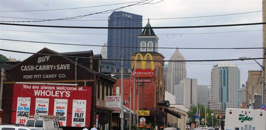 The Strip District - Pittsburgh Nightlife, Restaurants